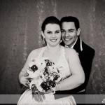 Elisabete Dametto e Lúcio Tamara Alves. Casamento no dia 12/09/2014.
