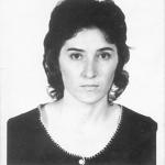 Elzira Dametto. Medianeira - Pr, c. 1968.