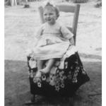 Gema Dametto, filha de Angelo Dametto e Orélia Luiza Ferrari Dametto, nascida do dia 10/10/1941.