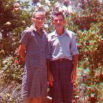 Josefina Veronilda Gastaldo e Gentil Armando Dametto.