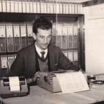 Ivo Chies em seu Escritório de Contabilidade em Caxias do Sul – RS.
