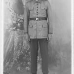 João Dametto - soldado do Exército.
