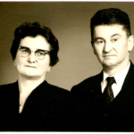 Theresa Dametto e João Chies Primo.