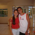 Karen e William Aquino Dametto.