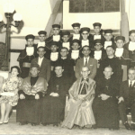 3a Turma de Formandos em Matemática – PUCRS, 1961.