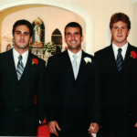Eduardo, Marcelo e Gustavo Dalmagro Dametto – 03/03/2006.