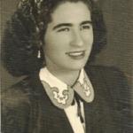 Maria Santina Bertotto (*13/05/1932).