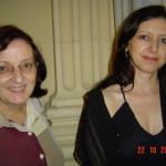 Nair Dametto e Assunta Dametto. Rio de Janeiro, 22/10/2003.