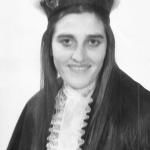 Rejane Cecília Carissimi, filha de Nilda Dametto e Armando Carissimi. Formatura em Enfermagem.
