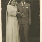 Sabina Eugenia Dametto e Pedro Antonio Zaro.
