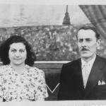 Tercilla Carolina Cauzzi e Francisco José Dametto.