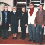 Filhos de Vitorio Dametto e Catharina Zanatta: Laurindo, Leonilda, Helena, Alvina, Alcides, Luiz, Osana (falta Selvino, falecido em 1991).