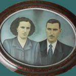 Onorina Nardi e Oreste Pedro Dametto.