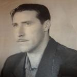 Olívio Zanatta (*18/10/1928 †10/11/1984), quarto filho de Joanna Dametto e Riccieri Zanatta.